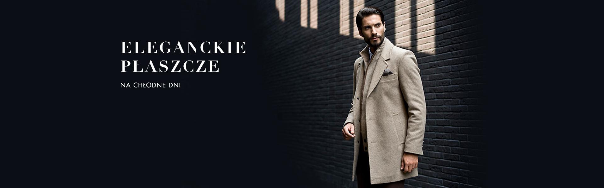 Eleganckie płaszcze