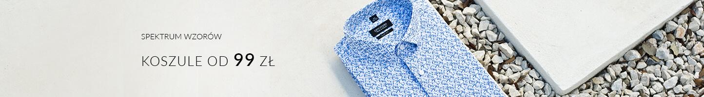 929ead42c3244 Koszule męskie - oficjalny sklep online Recman