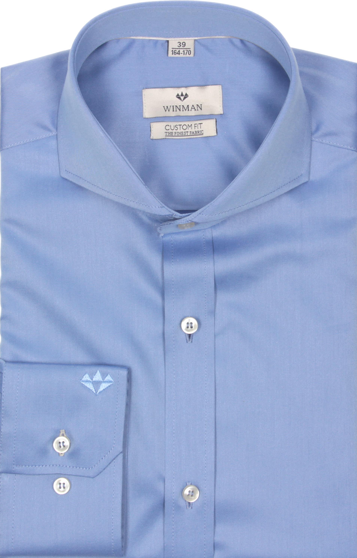 806b9b6a7f22bb Kupić.pl - Recman - koszula wincode 1975 długi rękaw custom fit ...