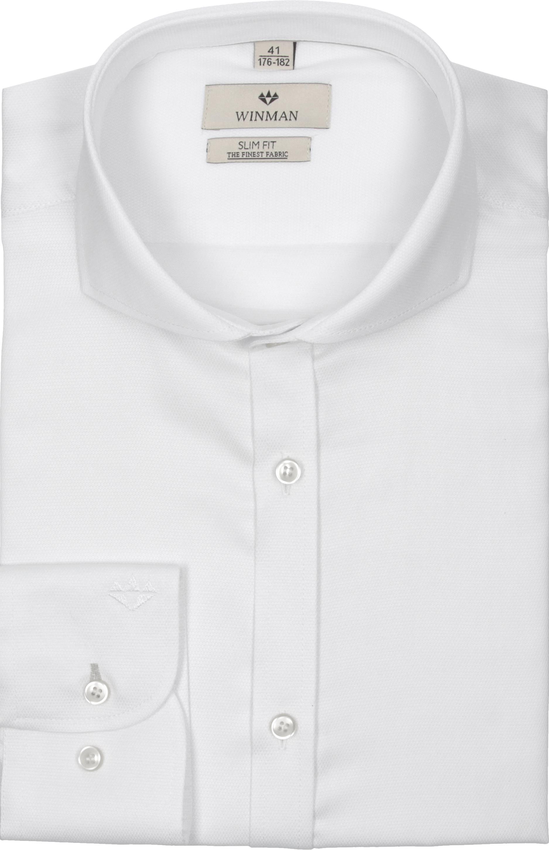 72b60c65506b9 Kupić.pl - Recman - koszula wincode 2110 długi rękaw slim fit biały