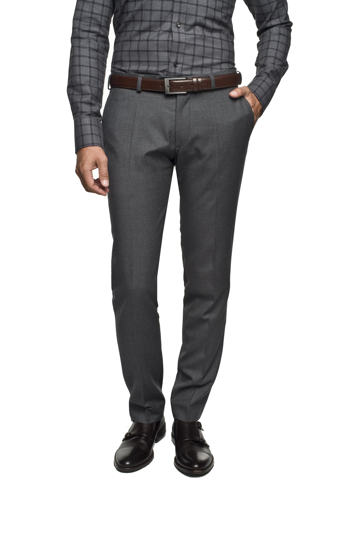 spodnie selune 306 szary