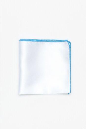 poszetka recman biały 201