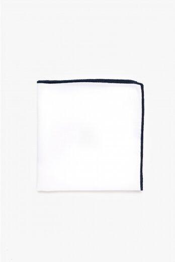 poszetka recman biały 205