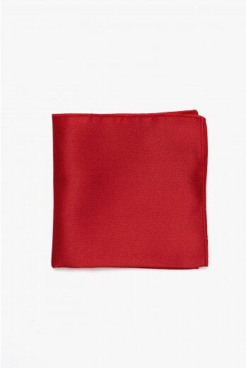 poszetka recman czerwony 200