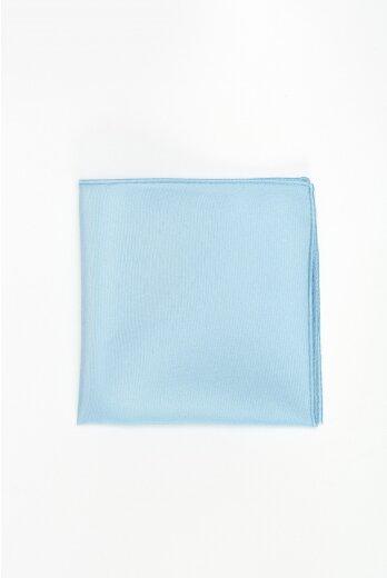 poszetka recman niebieski 203