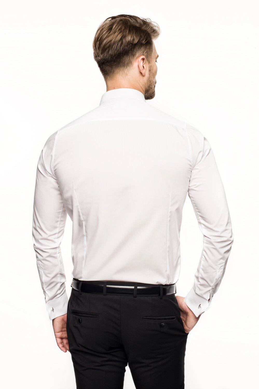 fef0a239dc6f9f koszula saverne2 9001 na spinki slim fit biały - oficjalny sklep ...