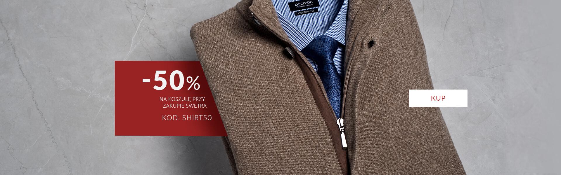 Koszula -50%