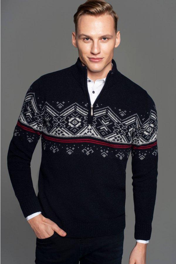 Sweter na prezent dla imieniny dla mężczyzny