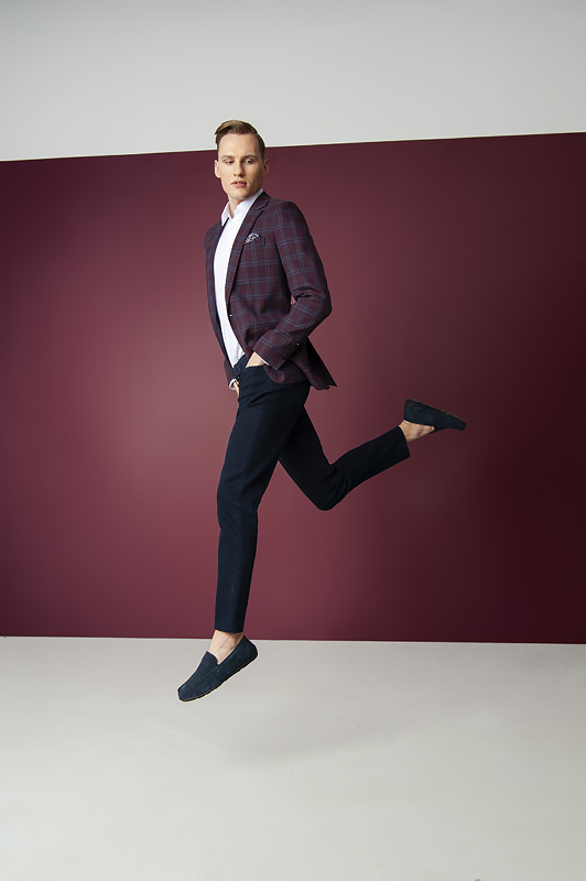 Trendy w modzie męskiej 2021 - przykładowa stylizacja