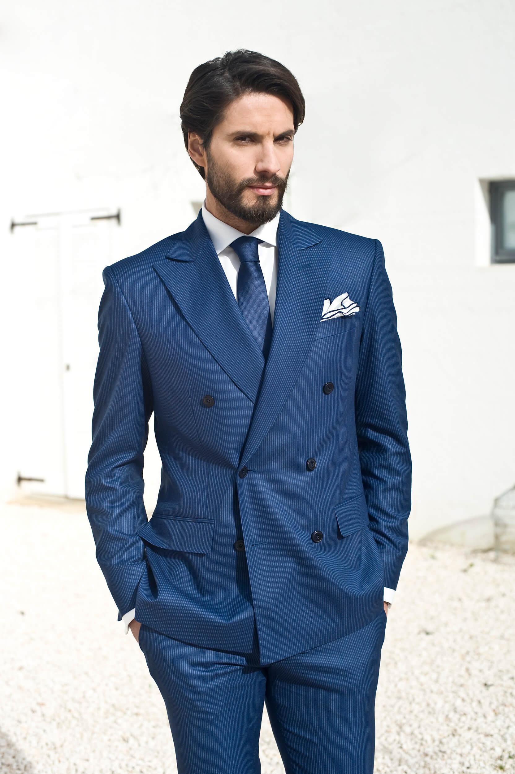 aa5579747a2a6 Garnitur ślubny - wybieramy garnitur dla pana młodego | Poradnik ...