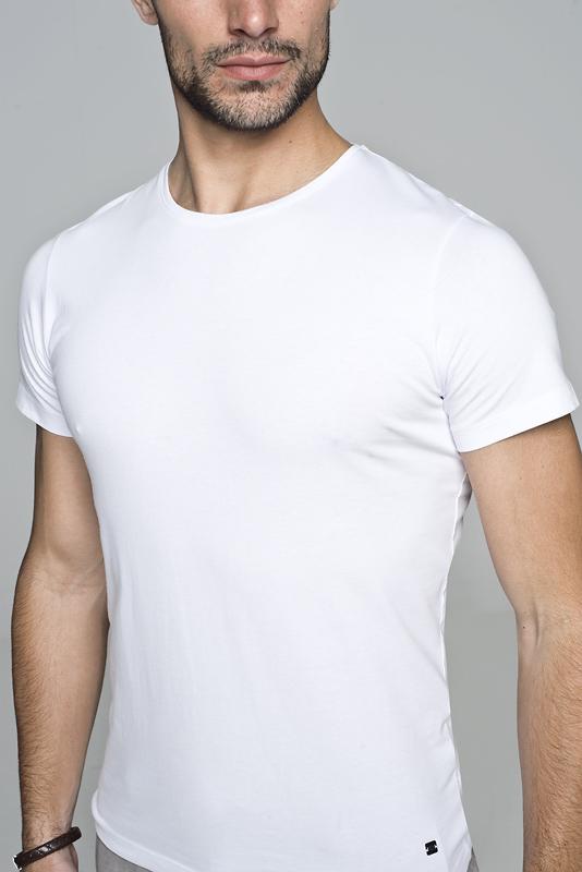 biała męska bielizna