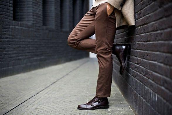 jakie spodnie ubrac męskie