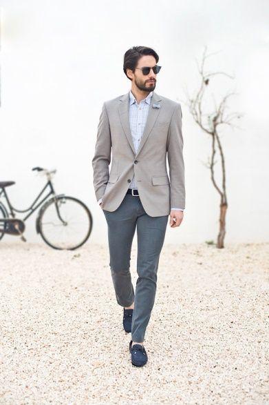 f7532098 Męskie spodnie typu chinos - jak je nosić? | Poradnik Recman.pl