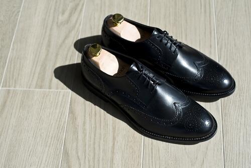 czarny but recman