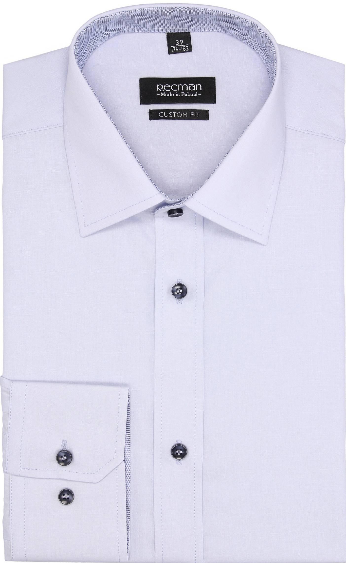 koszula w stylu preppy
