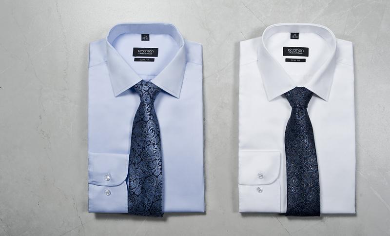 Dwie koszule i krawat – jak je dobrać?