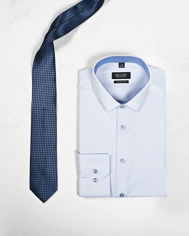 jak dobrać koszulę do krawata?