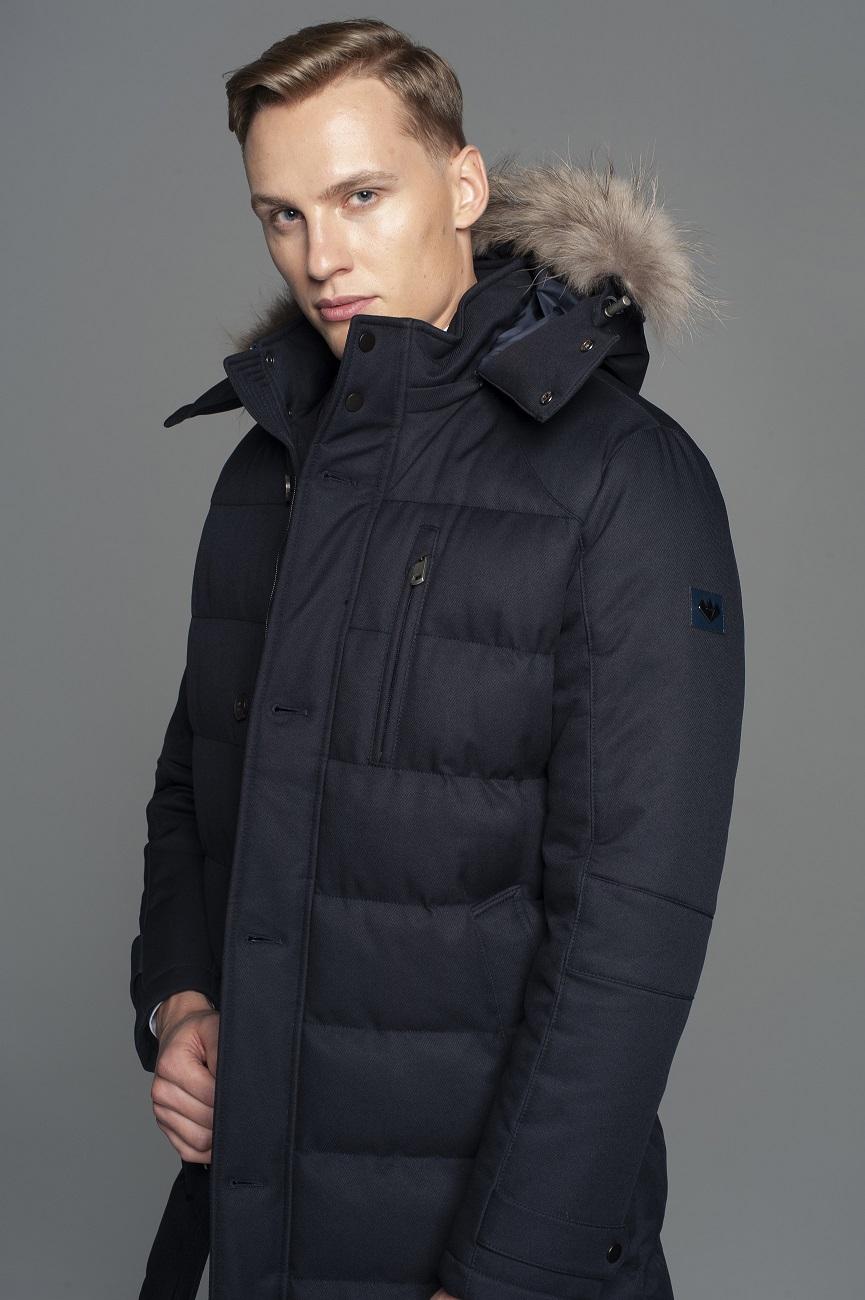 Jak mierzyć kurtkę męską?