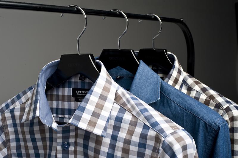 Jak nosić męskie koszule w krate casual?