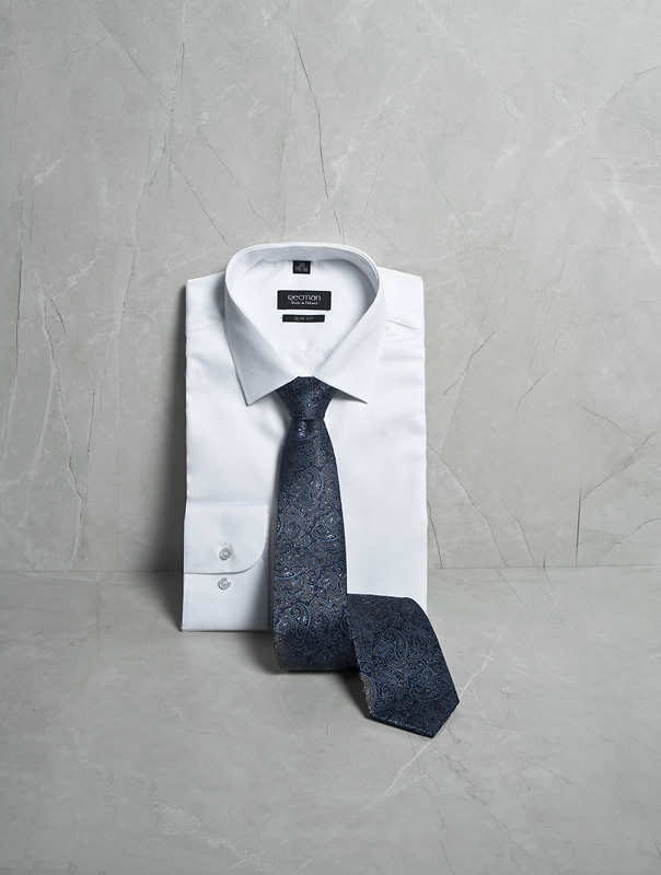 Dobór koszuli do krawata