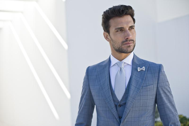 Kozerka w garniturze męskim – co to jest?