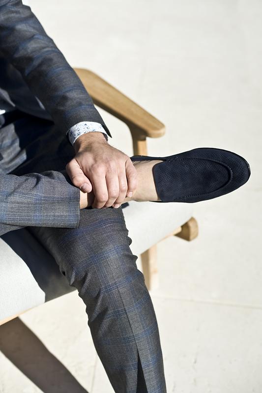 Mokasyny męskie – jakie spodnie wybrać?