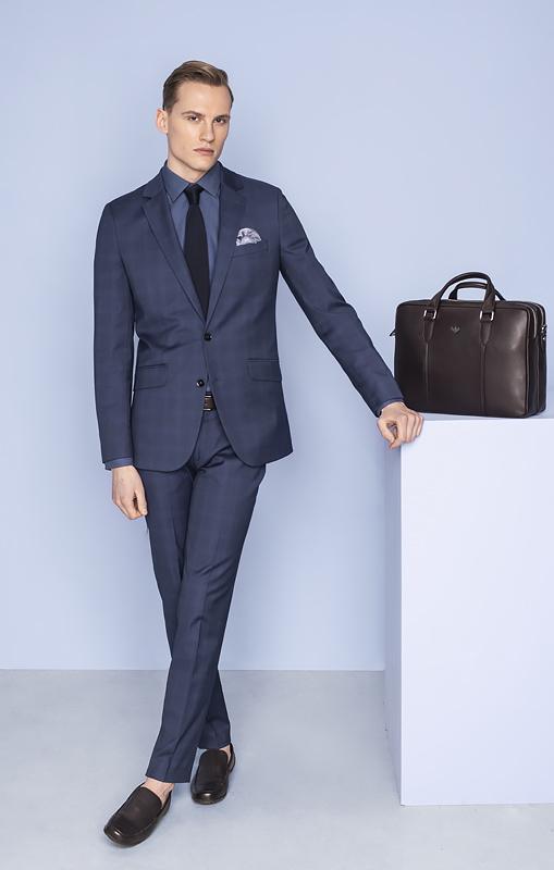 Spotkanie biznesowe – strój dla mężczyzny